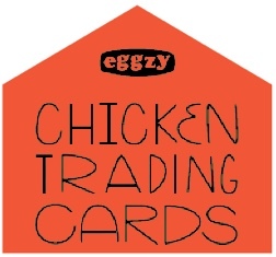 Chicken Trading Cards Logo